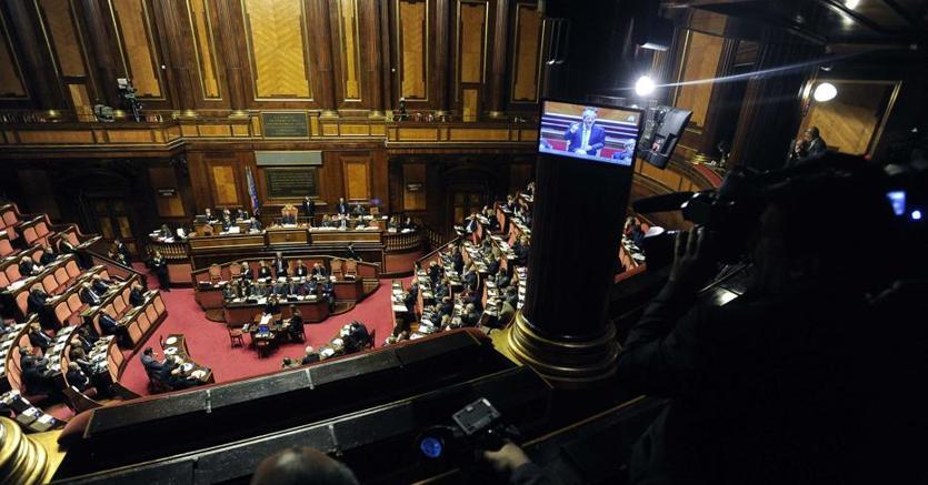 Riforma processo penale: ok del Senato alla fiducia